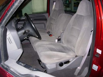 1999 - 2001 Ford F-250-450 XLT 40/20/40 with Opening Console and Two Beverage Holders Seat Covers