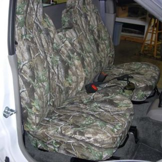 2004 - 2012 GMC Canyon Regular Cab 60/40 Seat Covers