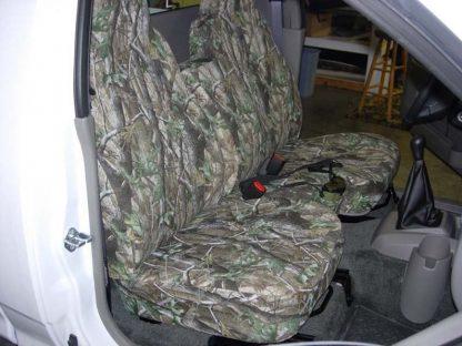 2004 - 2012 GMC Canyon Regular Cab 60/40 Seat Covers