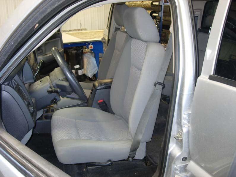 2005 2011 Dodge Dakota Bucket Seat Covers Headwaters