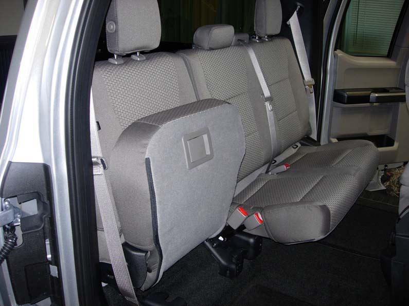 2017 2019 Ford F 250 550 Super Cab Xlt Amp Xl 60 40 Seat