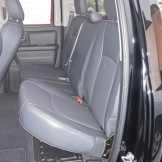 2009-2019 RAM Quad Rear 40/60 Seat Covers