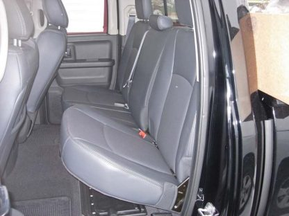 2009 - 2019 RAM Quad Rear 40/60 Seat Covers