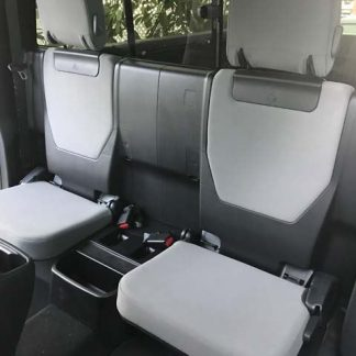 2012-2020 Tacoma Access Cab Rear Seat Covers