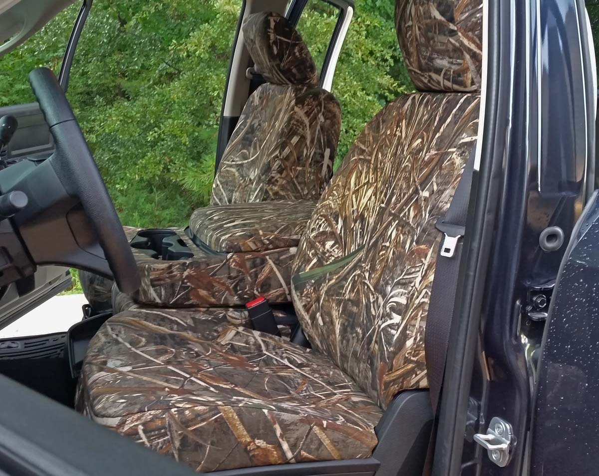 2013-15 Dodge 40-20-40 with 02- Max-5™ custom seat covers