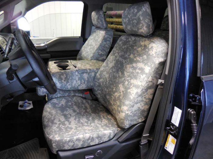 Headwaters Seat Covers - Custom Truck Seat Cover Manufacturer