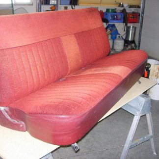 1981-1991 Chevy Suburban Bench Seat Covers