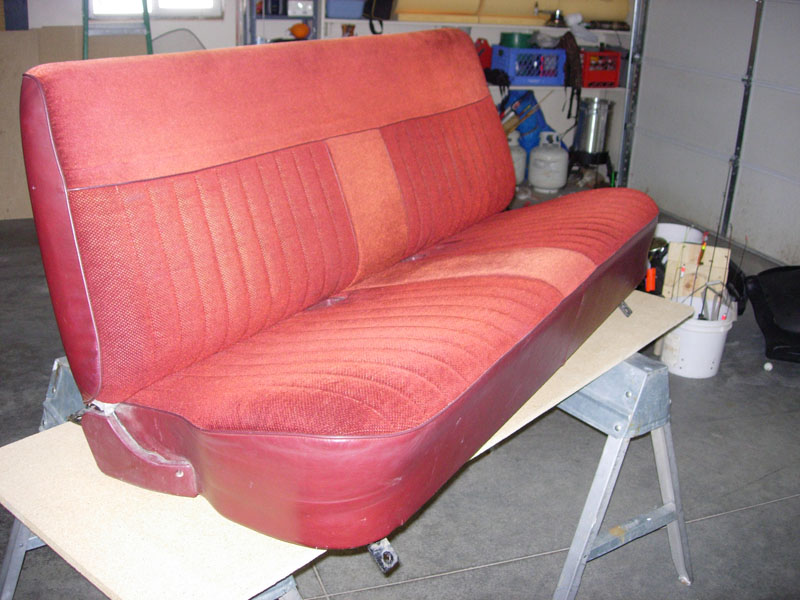 Pleasant 1981 1991 Chevy Suburban Bench Seat Covers Machost Co Dining Chair Design Ideas Machostcouk