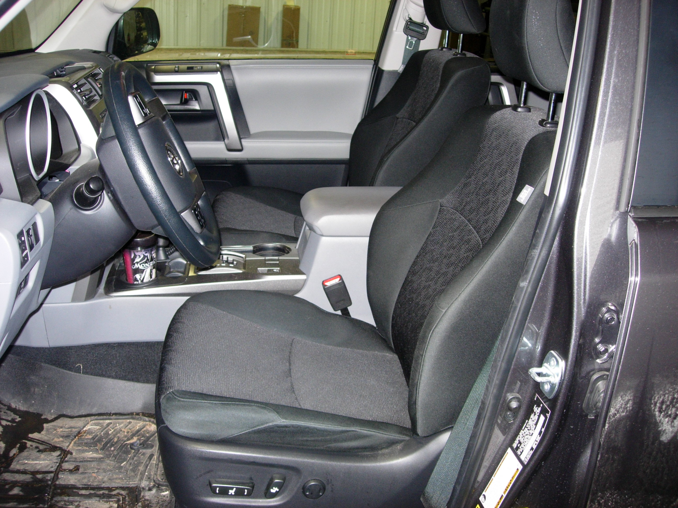 2010 2014 4 Runner Bucket Seat Covers Headwaters Seat Covers