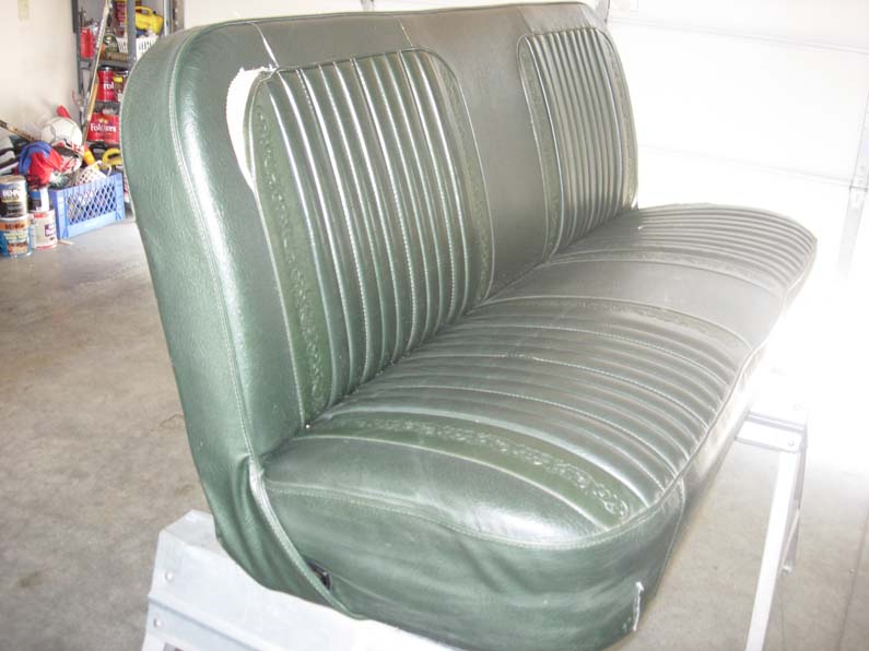 Awesome 1962 1972 Chevy Suburban Bench Seat Covers Machost Co Dining Chair Design Ideas Machostcouk