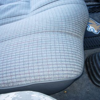 1988-1994 Toyota Pickup 60/40 2WD with Folding Armrest Seat Covers