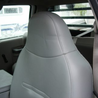 1999-2009 Ford F-250-550 XL 40/20/40 with Opening Console Seat Covers