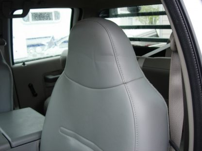 1999 - 2009 Ford F-250-550 XL 40/20/40 with Opening Console Seat Covers
