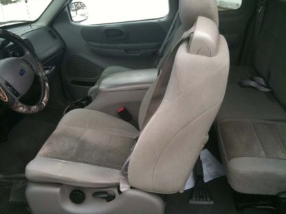 2001 - 2003 Ford F-150 Buckets w/Integral Seat Belt Seat Covers