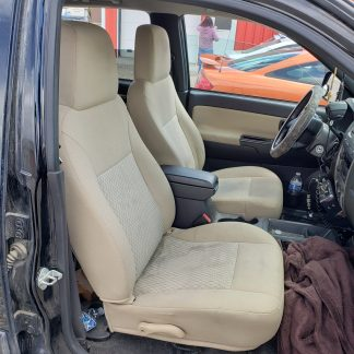 2004-2012 Chevy Colorado Buckets with Integral Headrests Seat Covers