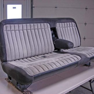 1988-1991 Chevy/GMC Bench with Armrest Seat Covers