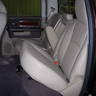 2011-2012 RAM Crew Rear 40/60 with Armrest Seat Covers