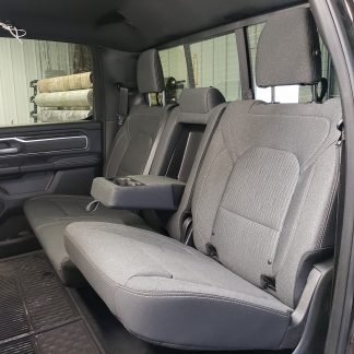 2019 RAM Crew Rear 40/60 with Armrest Seat Covers