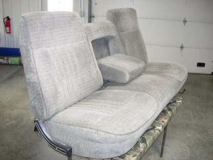 1987 - 1991 Ford F-150 Regular Cab XLT Bench Seat Covers