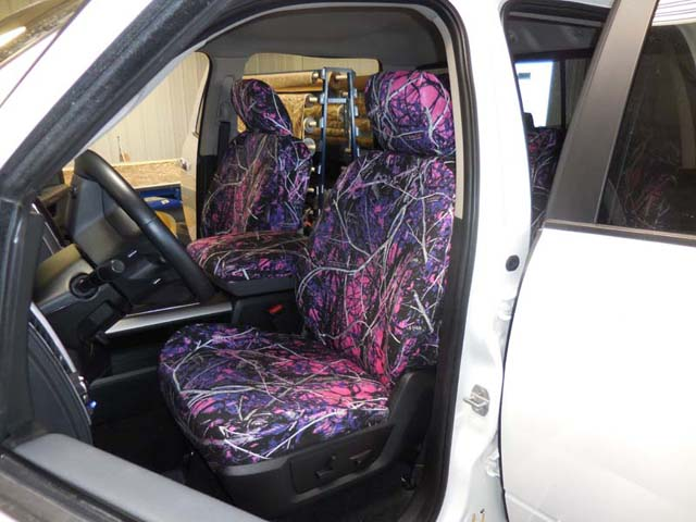 Muddy Girl 174 Headwaters Seat Covers