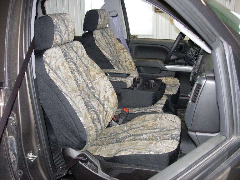 2014-2019 Chevy/GMC 40/20/40 Opening Console