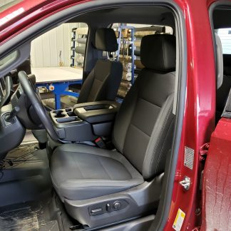 2019 - 2020 Chevy/GMC 40/20/40 with Opening Consoles Seat Covers