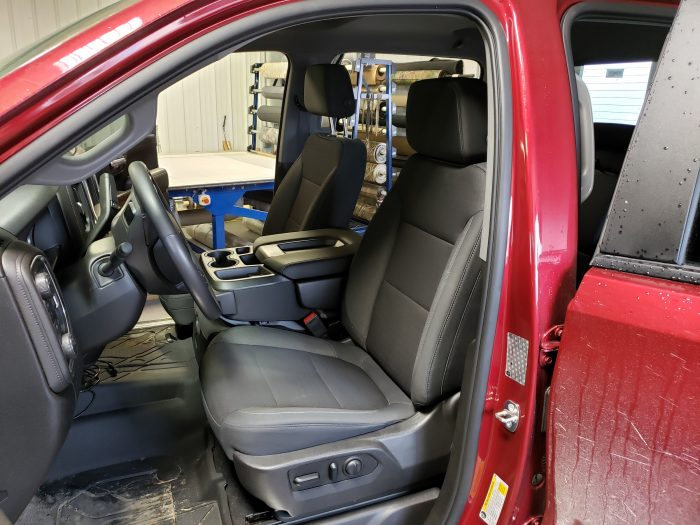 2019 Chevy Gmc 40 20 40 With Opening Consoles Seat Covers