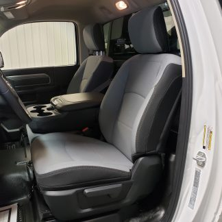 2019-2020 RAM 40/20/40 with Non-Opening Middle Bottom Seat Covers