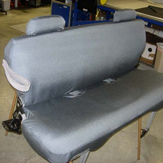 1995 - 1999 GMC Yukon 3rd Row Bench Seat Covers