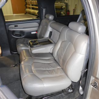 2000-2002 GMC Yukon Middle 60/40 Seat Covers
