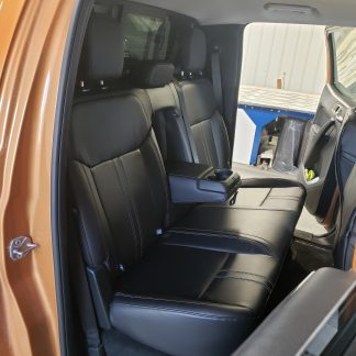 2019-2020 Ford Ranger Bench with Armrest Seat Covers