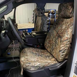 2019 - 2021 Chevy/GMC 40/20/40 with Non-Opening Console Seat Covers