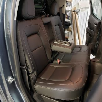 2015 - 2020 GMC Canyon 60/40 with Arm Seat Covers