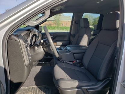 2019-2020 Chevy/GMC 40/20/40 with Opening Console and Non-Opening Middle Bottom Seat Covers