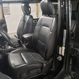 2018 Jeep Wrangler JL Bucket Seat Covers